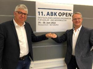 Die ABK OPEN finden zukünftig im Messezentrum Bad Salzuflen statt